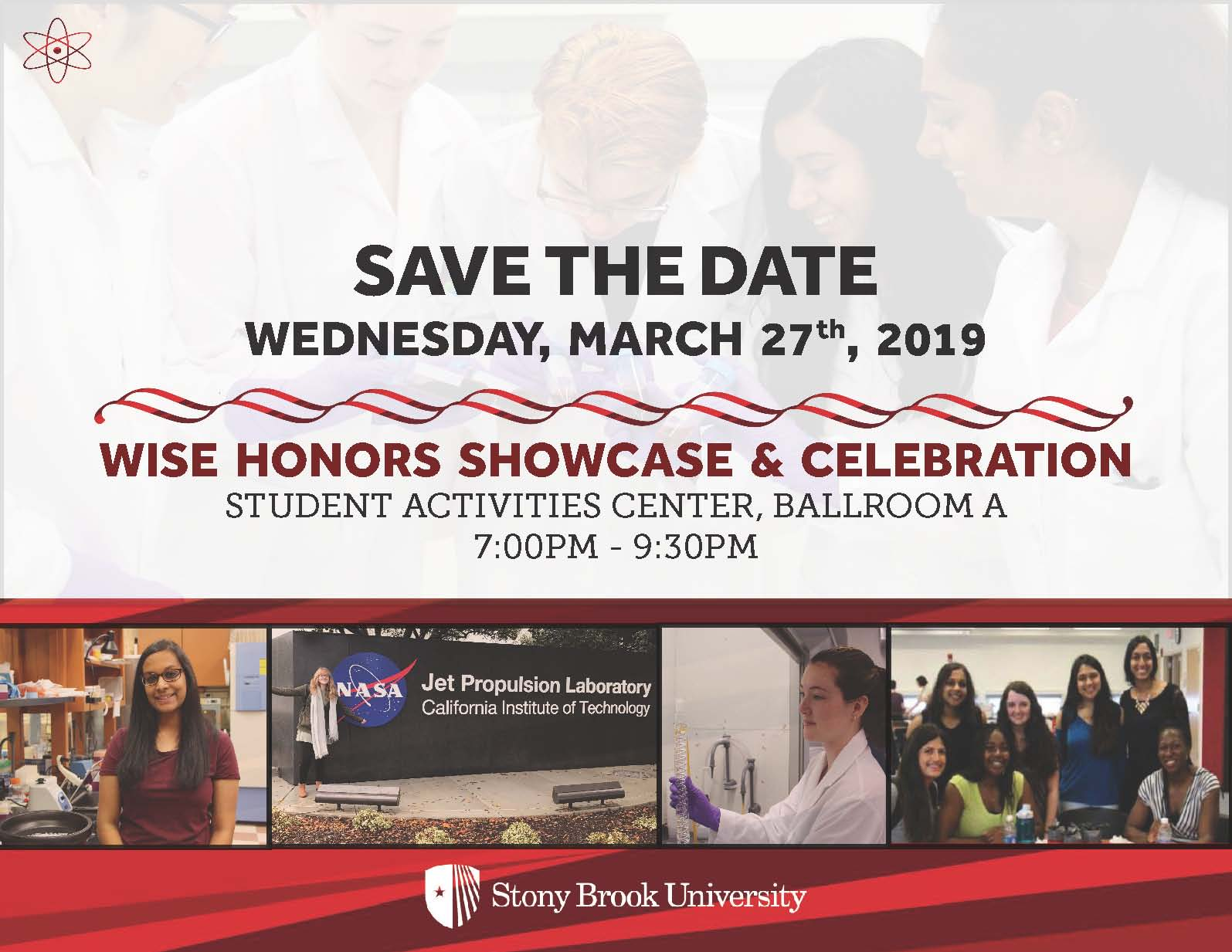WISE Honors Showcase and Celebration