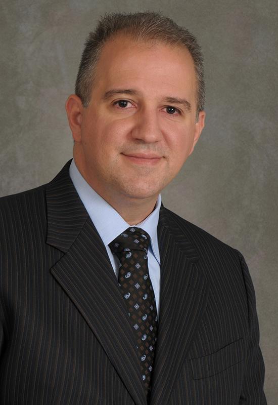 Antonios P Gasparis