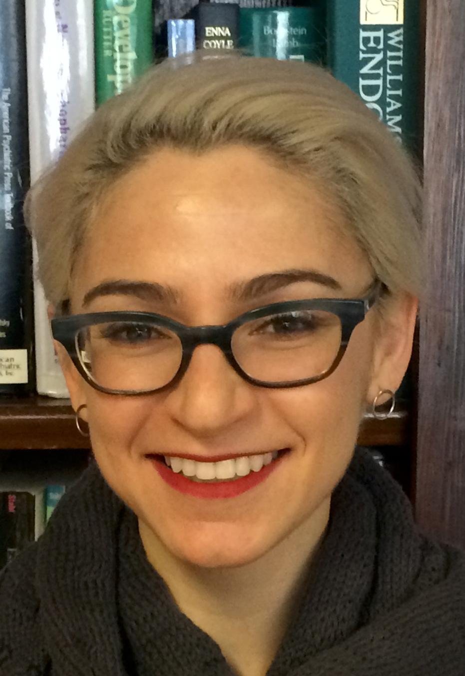 Johanna M Jarcho