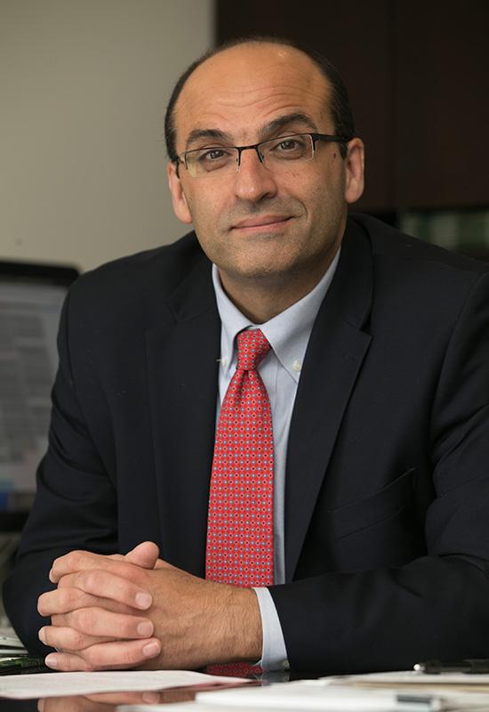 Ramin V. Parsey
