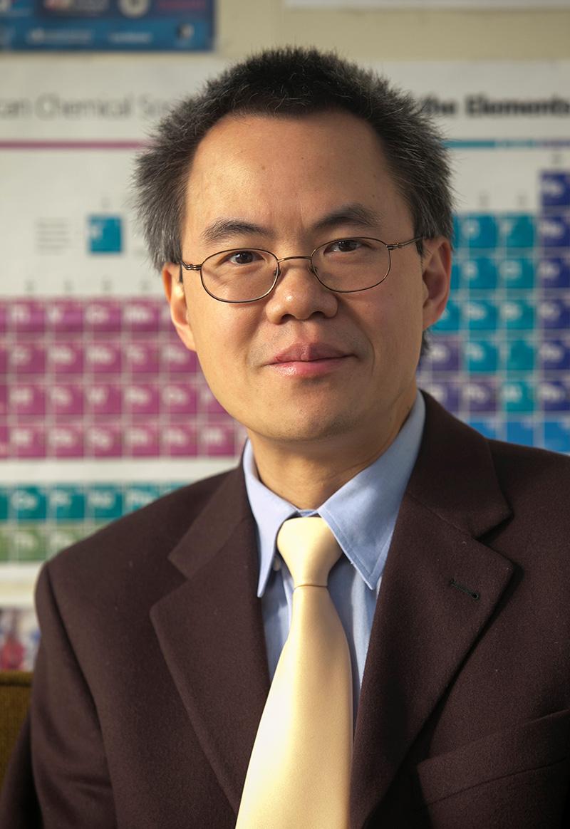 Stanislaus S. Wong