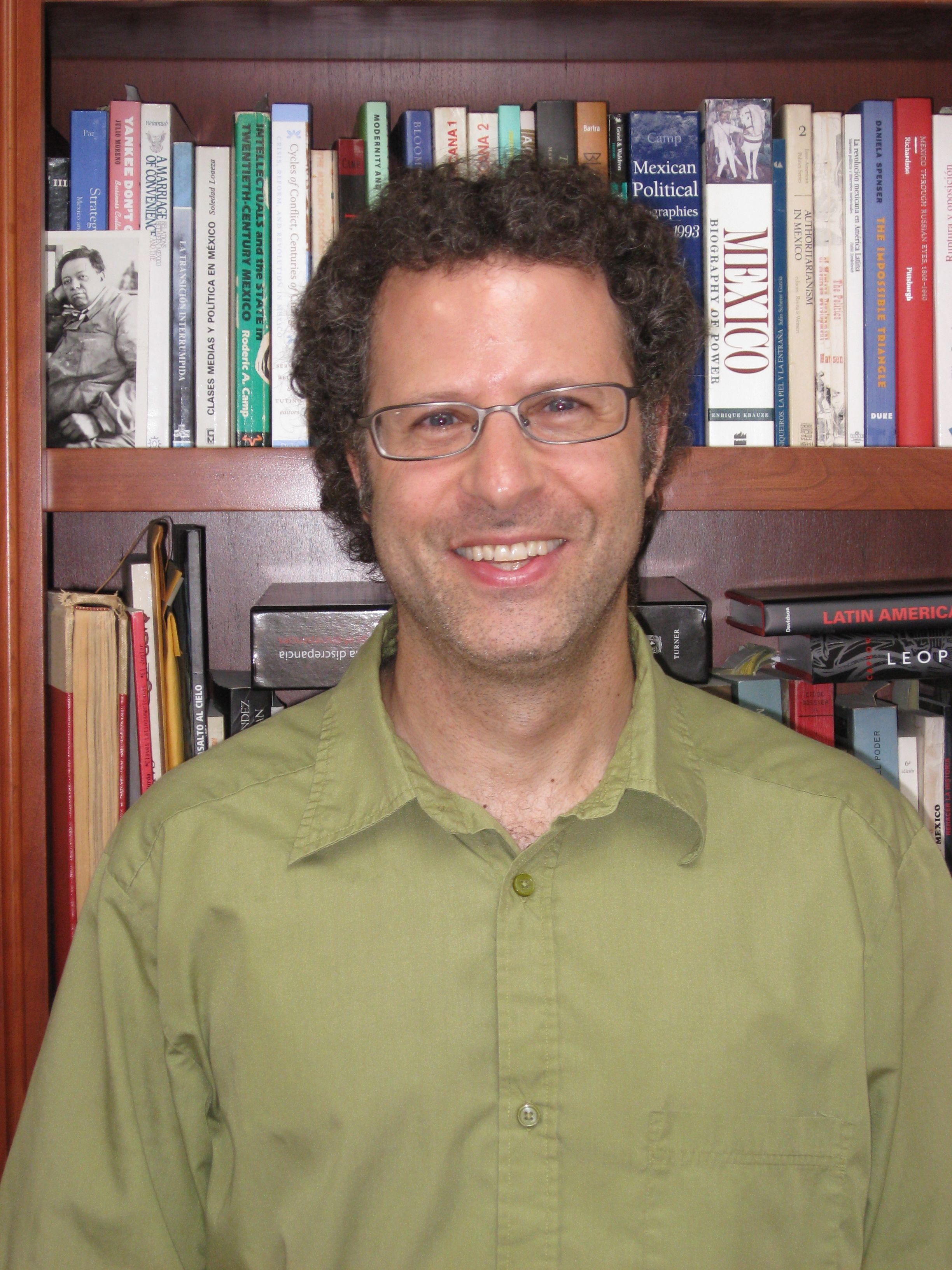 Eric S. Zolov