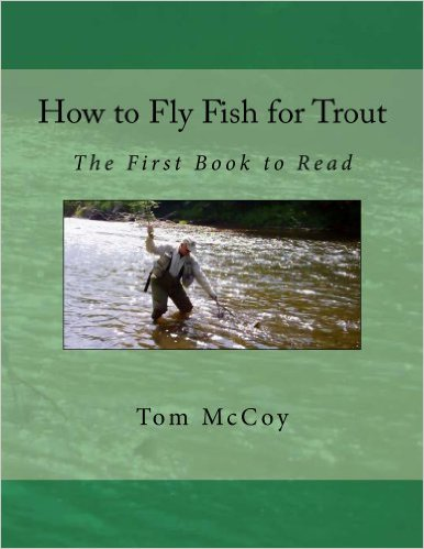 how to fly fish for trout