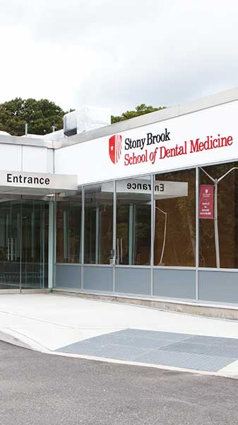 The School of Dental Medicine Building at Stony Brook
