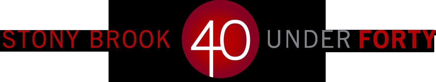 40 Under Forty Logo