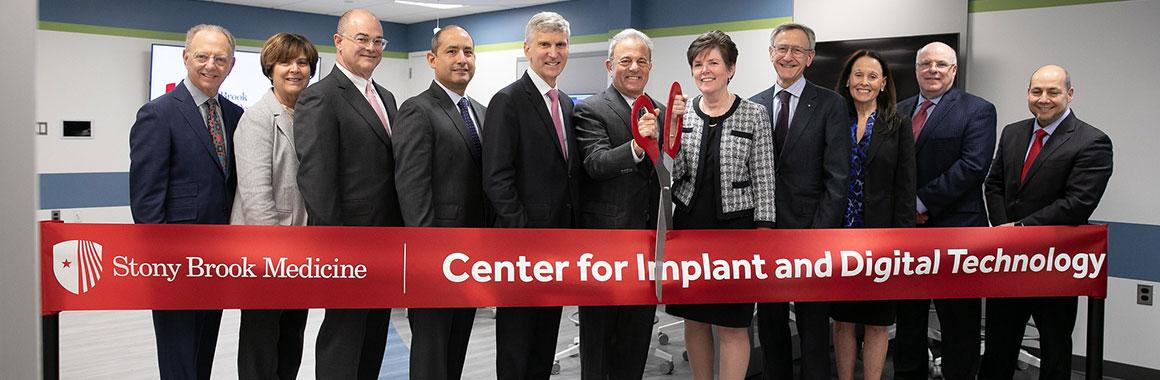 Cutting-Edge Center Opens at School of Dental Medicine