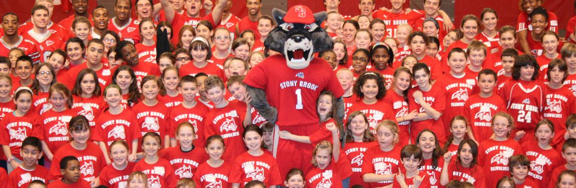 There's Something for Everyone at SBU Summer Camps