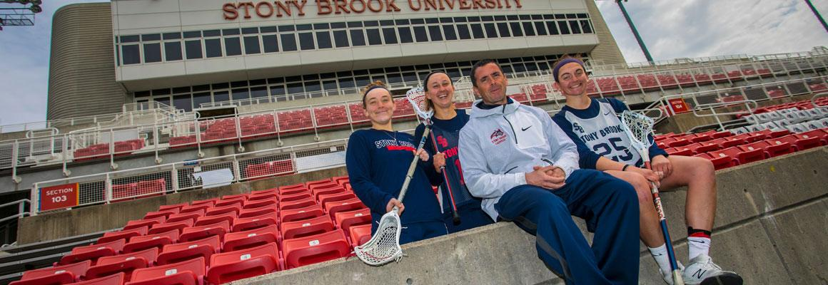 Women's Lacrosse Aims for a National Championship