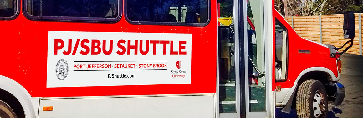 Port Jefferson/SBU Shuttle Returns with Free Rides for Students