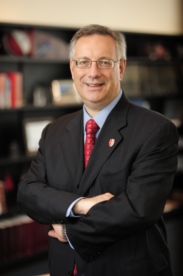 Stony Brook University Provost Dennis Assanis