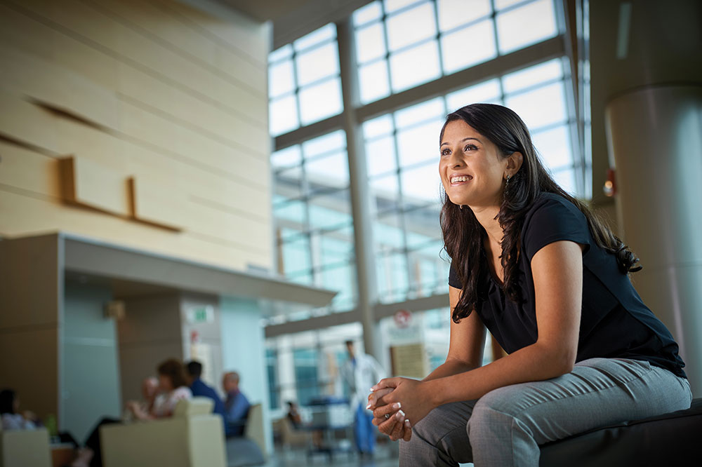 Rima Madan '17 traveled to Madagascar  to study  healthcare as a biology and anthropologydouble major.
