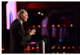 The 2013 Stars of Stony Brook Gala honors Alan Alda at Pier Sixty, Chelsea Piers on April 24, 2013.