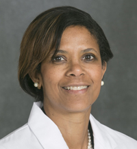 Dr. Allison McLarty, Associate Professor Department of Surgery