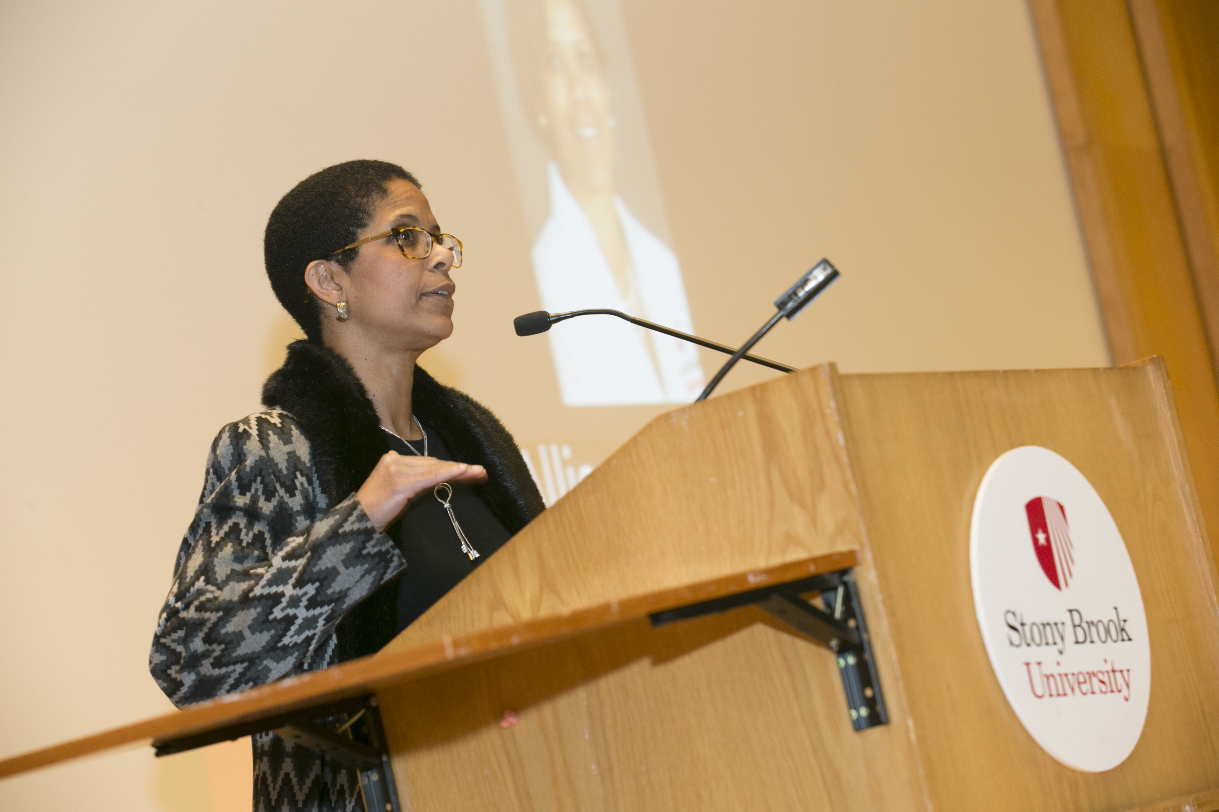 Dr. Allison McLarty, Opening Ceremony keynote speaker