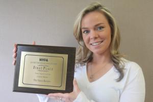 Carrie Miller award