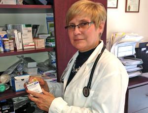 Dr. Patricia Matos-Puente '84