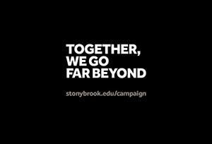 This holiday season, Stony Brook thanks you!