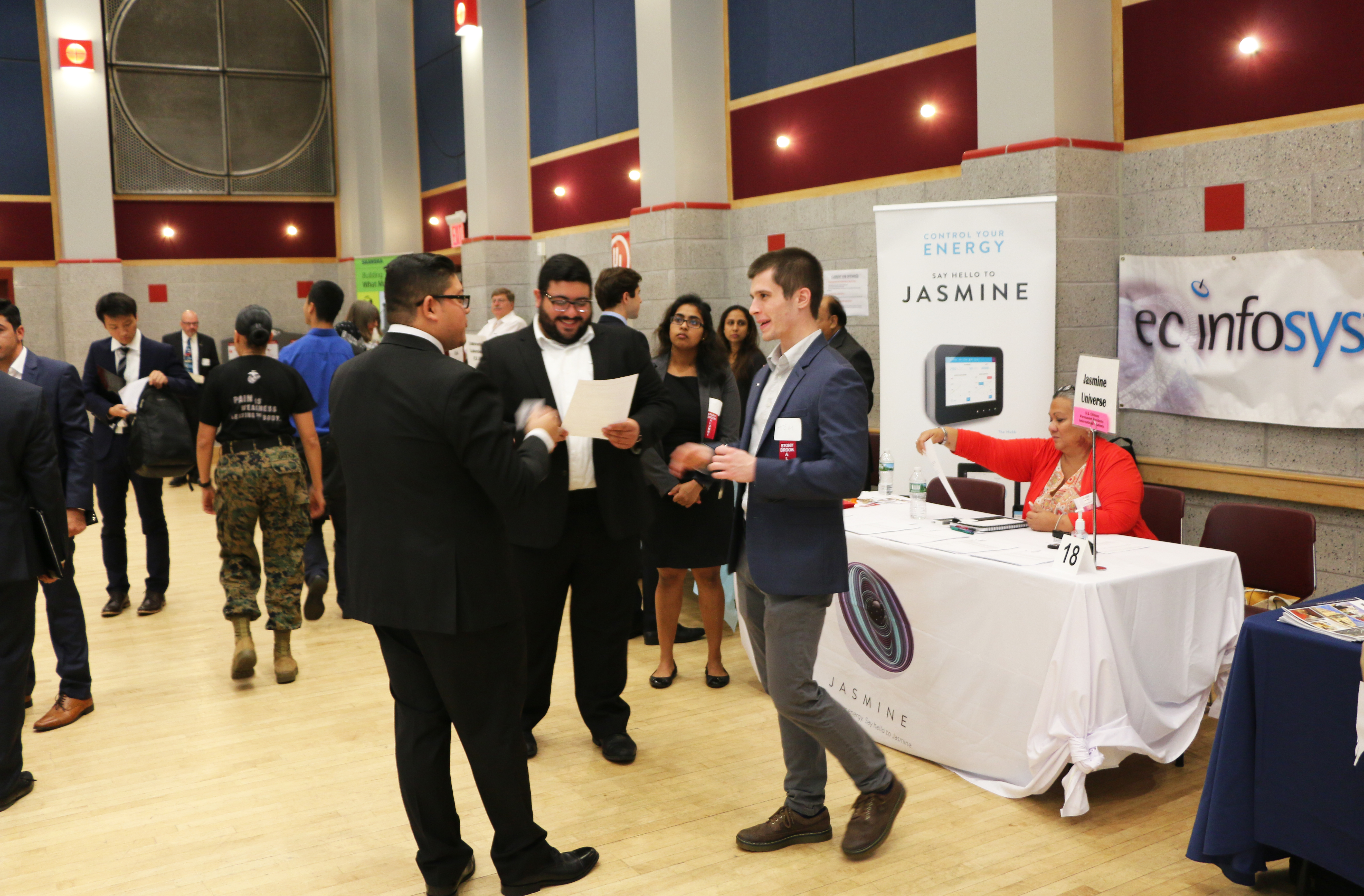 Job Fair Fall 2016 1