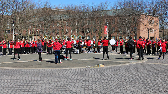 Spirit of Stony Brook Marching Band
