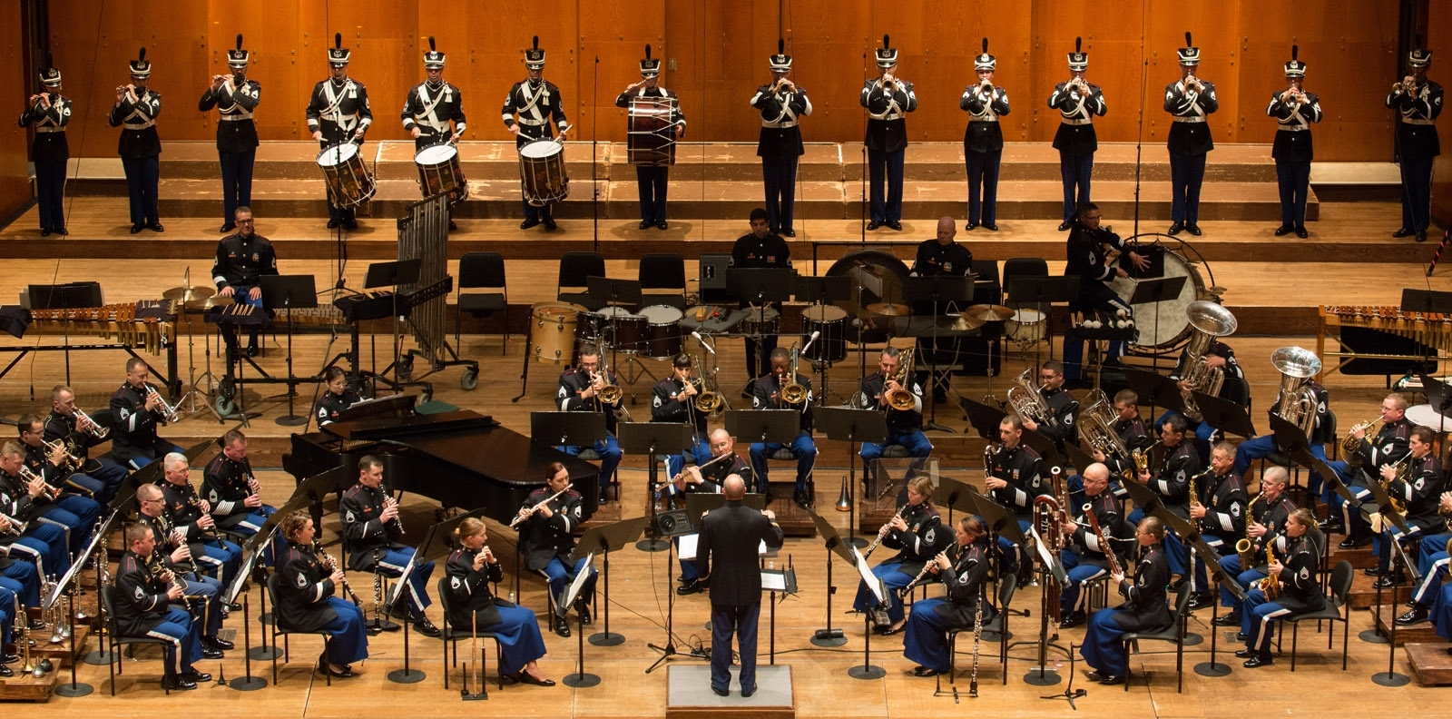 West Point Band is among the performers appearing at the Long Island State Veterans Home Concert Under the Stars.
