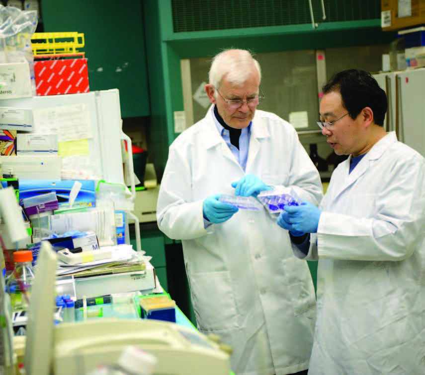 Featured image for A Virologist's Revolutionary Team Approach to Vaccine Development