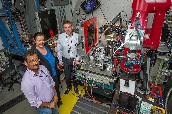 BNL researchers