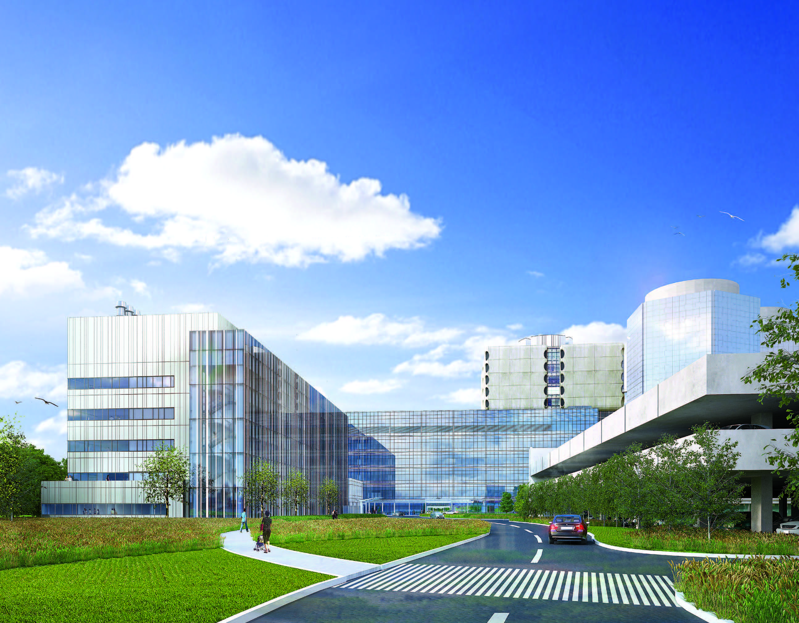 The new multimilliondollar Medical and Research Translation (MART) building is set to open its doors in fall 2018.