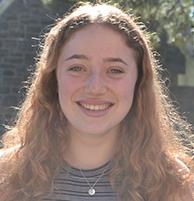Regeneron finalist Ella Feiner