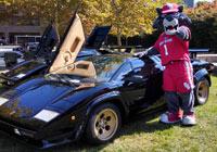 Rare Italian Cars Rally On Campus September 27