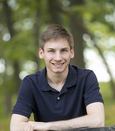 Stony Brook, NY; Stony Brook University: Andrew Kumpfbeck, BME URECA student