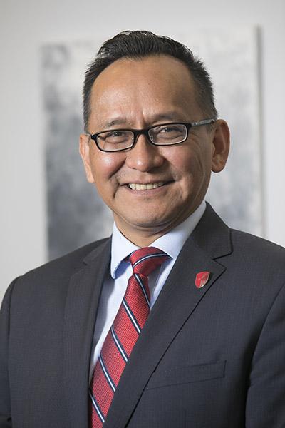 Lee Bitsóí, Chief Diversity Officer