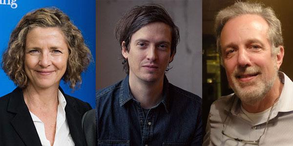 Magdalene Brandeis, Kyle Bradstreet and Alan Kingsberg