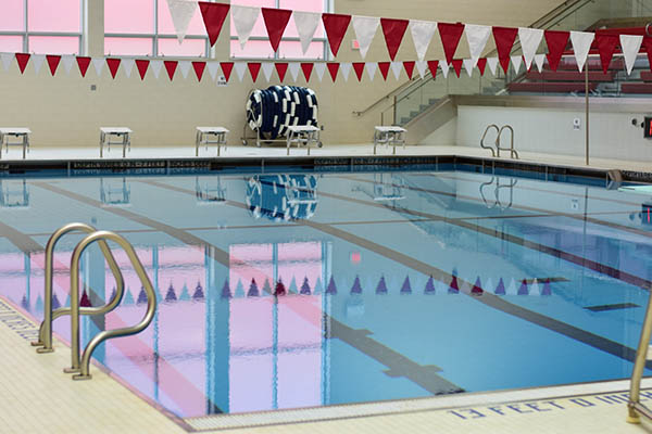 Sbu reopens pool revives women s swim team Stony brook swimming pool hours