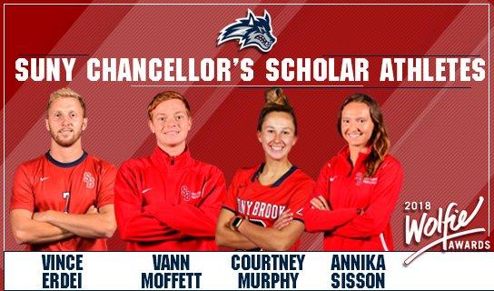 Scholar Athlete Award winners 2018