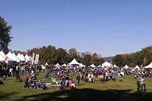 Jersey Fresh Grand Harvest Wine Festival
