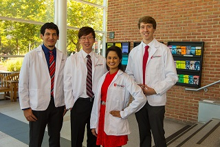128 New Students Launch Journey into Medicine - Stony Brook ...