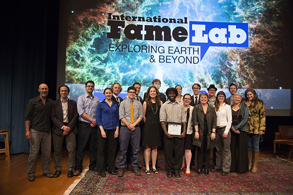 International Famelab