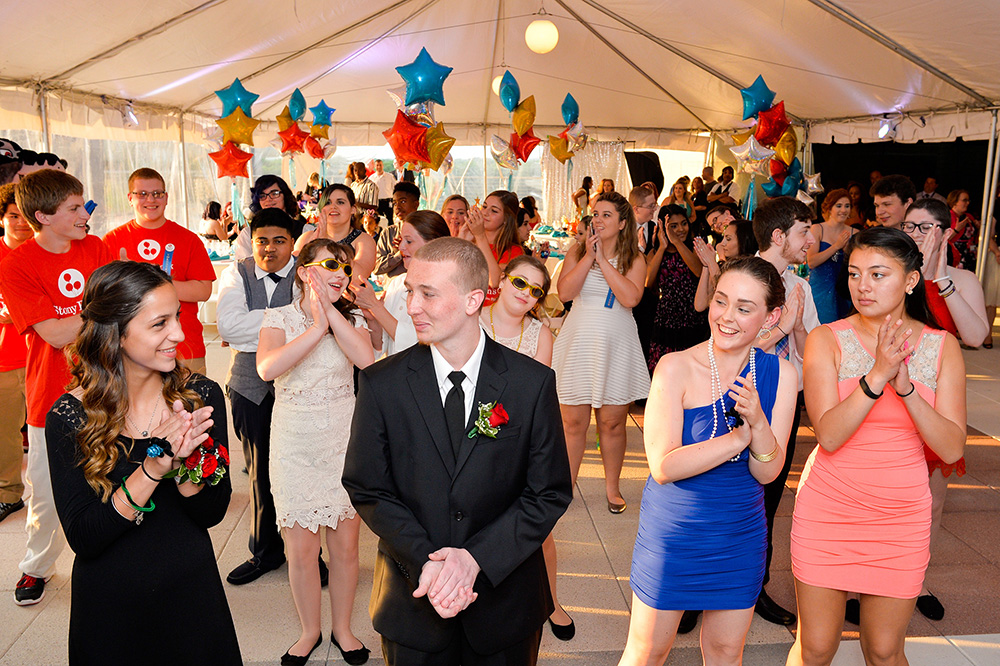 Teens Celebrate With A Star Studded Prom Night At Stony