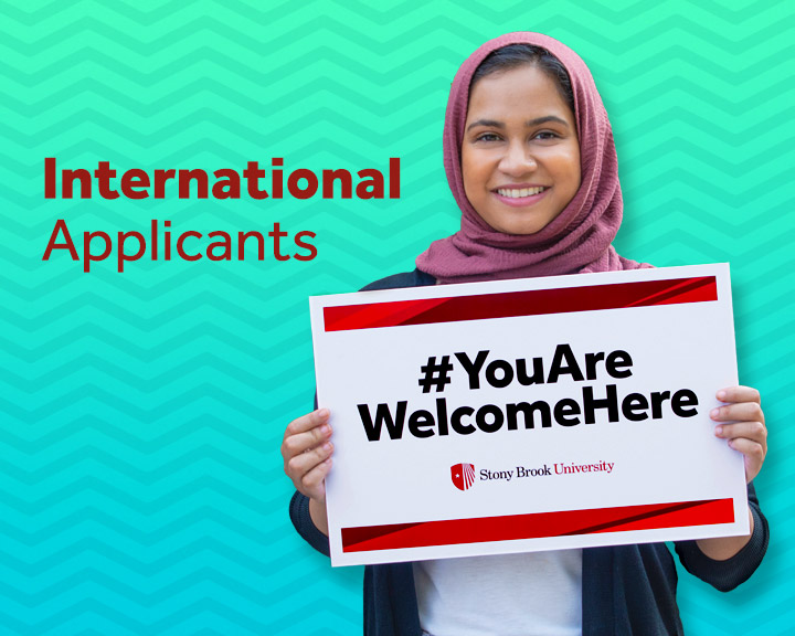 International Applicants Welcome Site