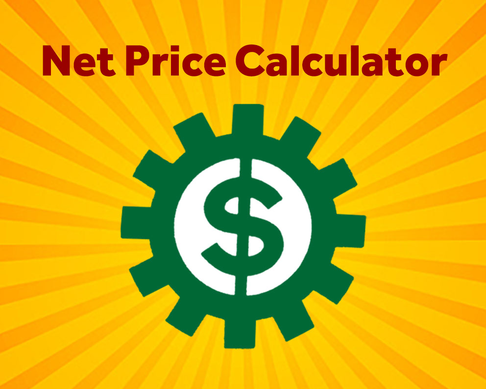 Net Price Calculator Link